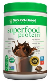 Ground Based Nutrition Superfood Protein