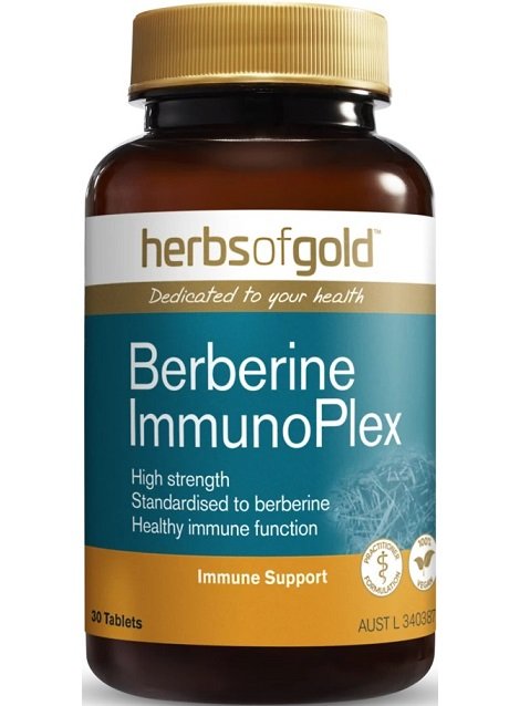 Herbs of Gold Berberine ImmunoPlex