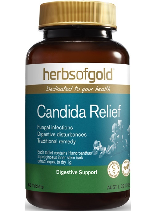 Herbs of Gold Candida Relief