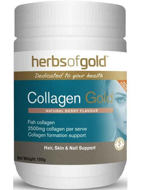 Herbs of Gold Collagen Gold