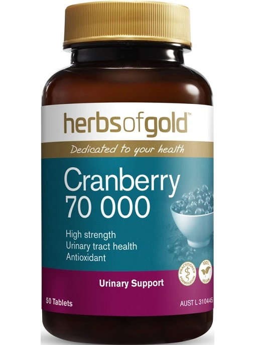 Herbs of Gold Cranberry 70,000