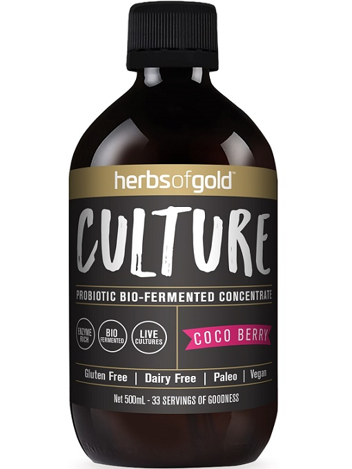 Herbs of Gold Culture Probiotic