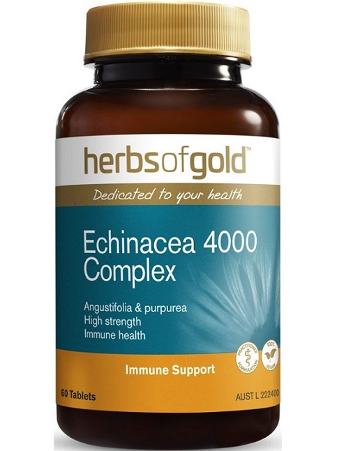 Herbs of Gold Echinacea 4000 Complex