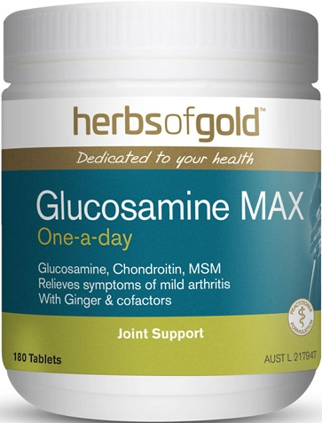 Herbs of Gold Glucosamine MAX