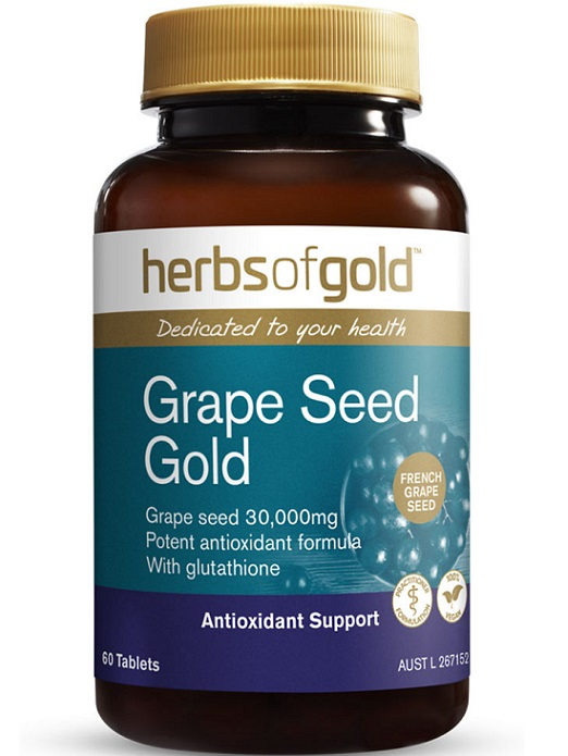 Herbs of Gold Grape Seed Gold