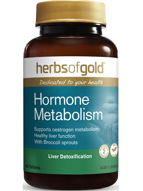 Herbs of Gold Hormone Metabolism