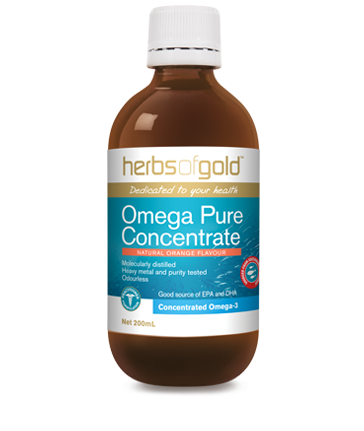 Herbs of Gold Omega Pure Concentrate
