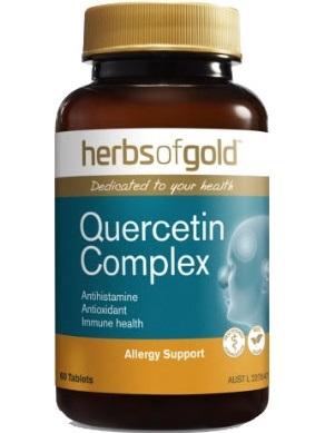 Herbs of Gold Quercetin Complex