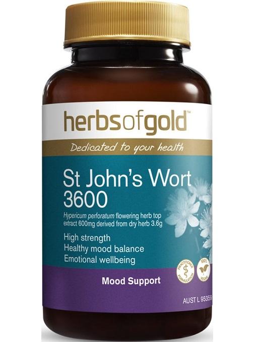 Herbs of Gold St Johns Wort 3600