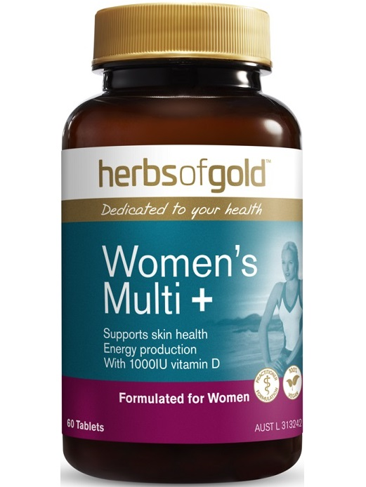 Herbs of Gold Womens Multi