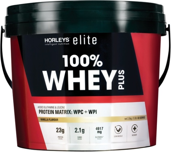 Horleys 100% Whey