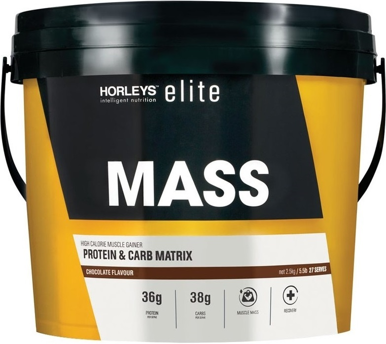 Horleys Mass Gainer