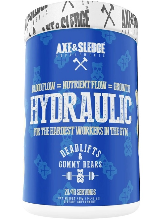 Axe and Sledge Supplements Hydraulic