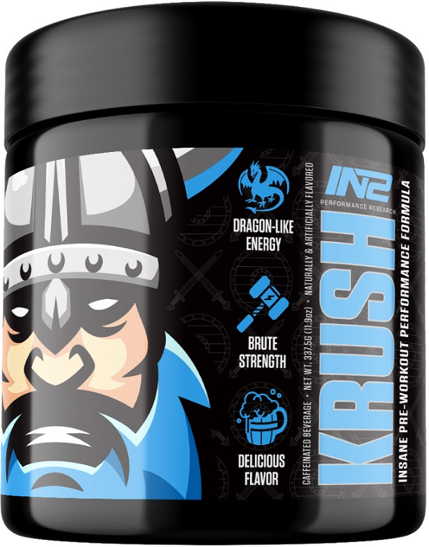 IN2 Krush Pre Workout
