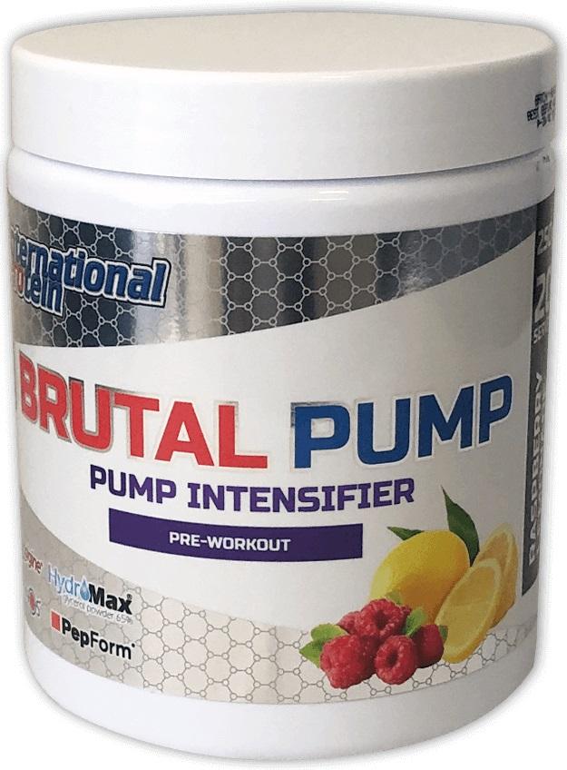 International Protein Brutal Pump