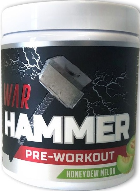 International Protein War Hammer Pre-Workout