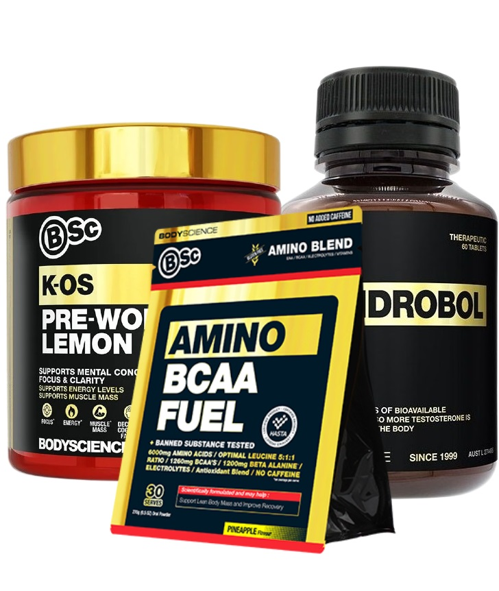 Body Science BSc Lean Essentials Stack