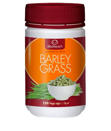 Lifestream Barley Grass Capsules
