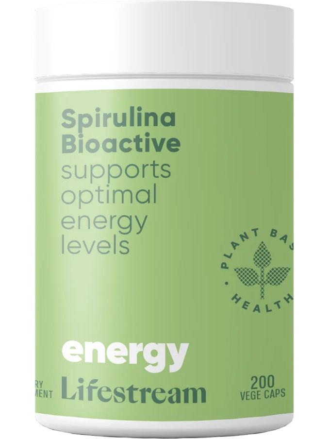 Lifestream Spirulina Capsules