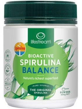 Lifestream Spirulina Powder