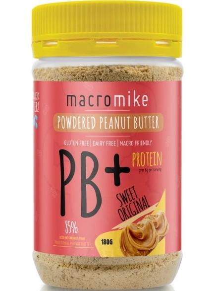 Macro Mike PB+ Powdered Peanut Butter