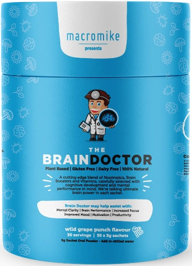 Macro Mike The Brain Doctor