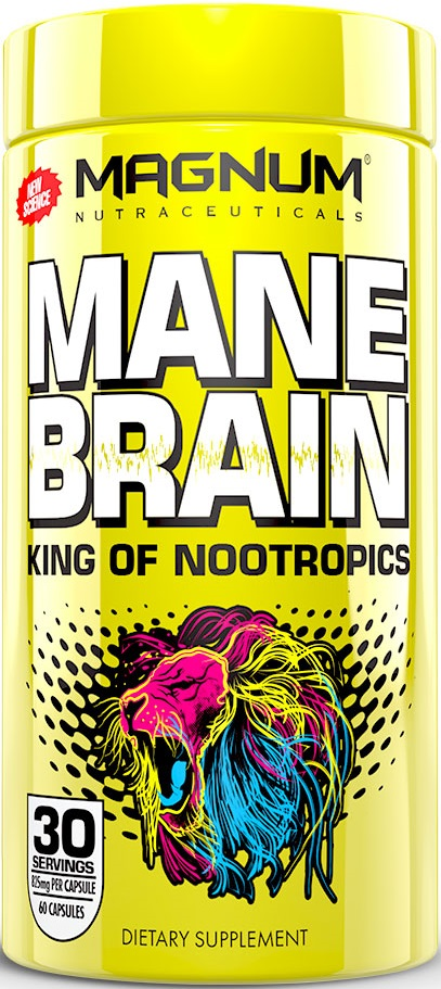 Magnum Nutraceuticals Mane Brain