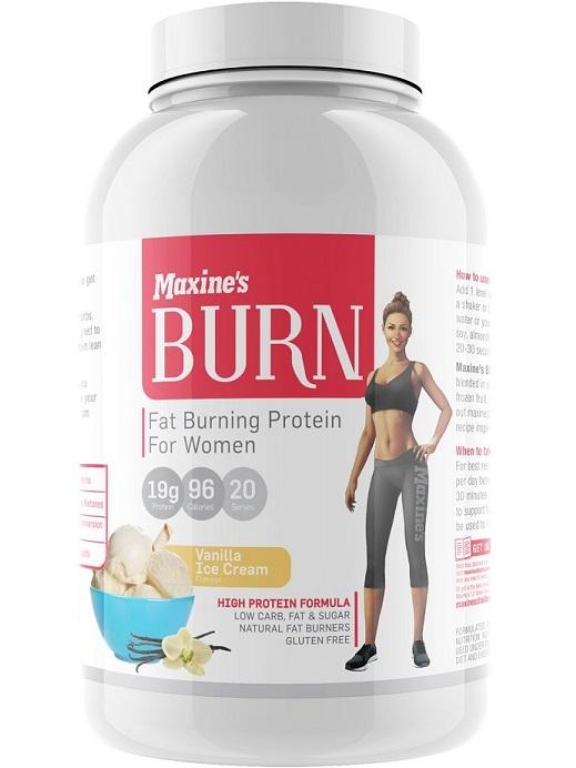 Maxines Burn Protein