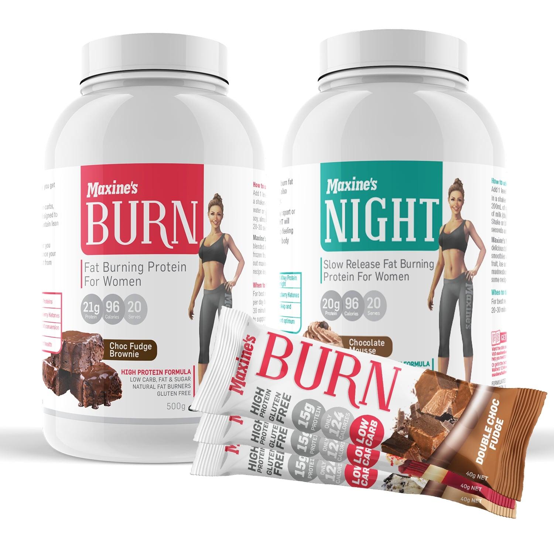 Maxines Burn Beginner Pack