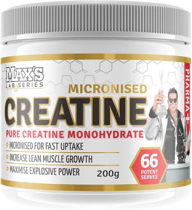 Maxs Creatine Monohydrate