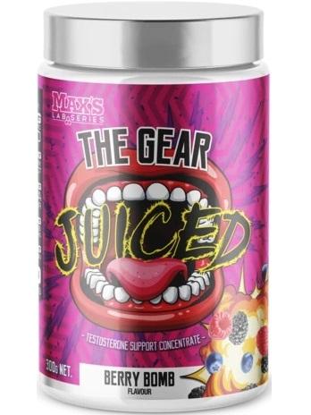 Maxs The Gear Juiced
