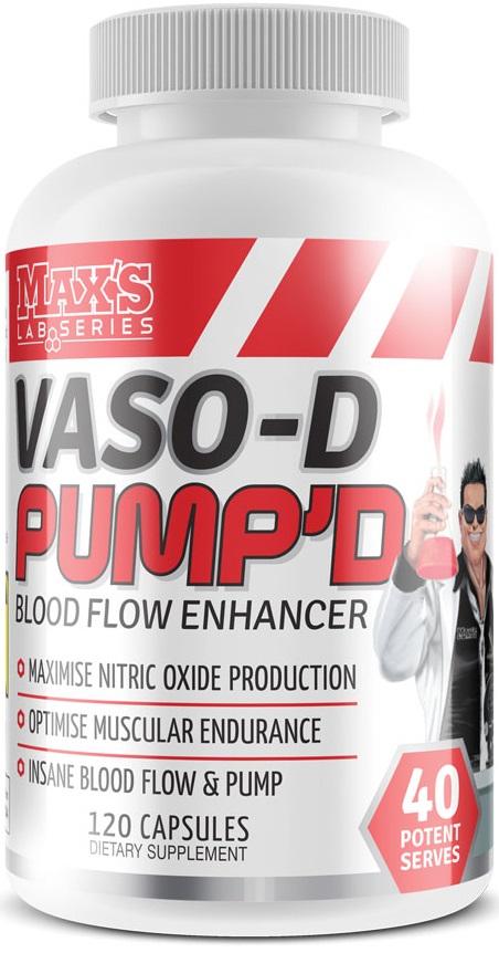 Maxs Vaso-D