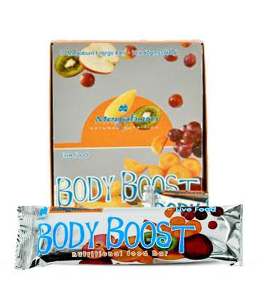 Megaburn Body Boost Bar