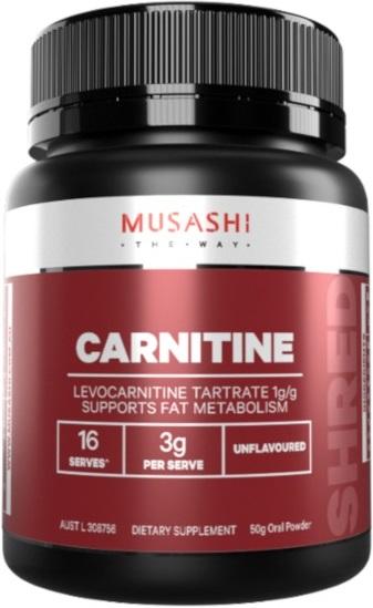 Musashi L-Carnitine Powder