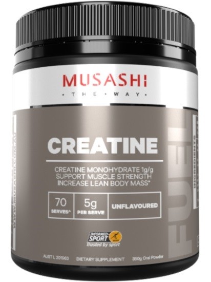 Musashi Creatine Powder