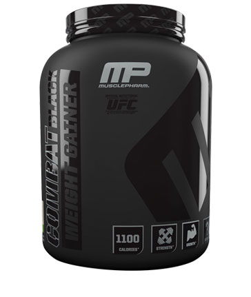 Muscle Pharm Combat Black Weight Gainer