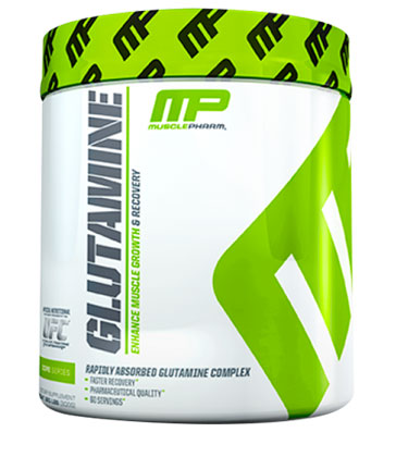 Muscle pharm recovery