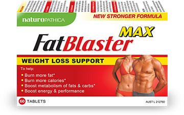 Naturopathica Fat Blaster Max