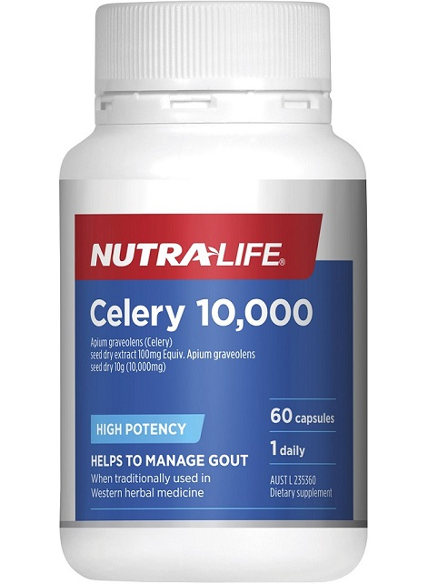 Nutra-Life Celery 10 000
