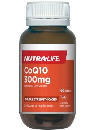 Nutra-Life CoQ10 300mg