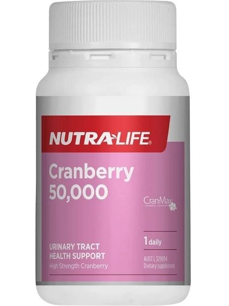Nutra-Life Cranberry 50000