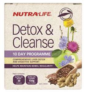 Nutra-Life Detox & Cleanse Program