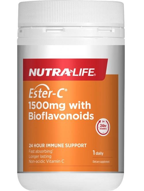 Nutra-Life Ester-C 1500mg + Bioflavonoids