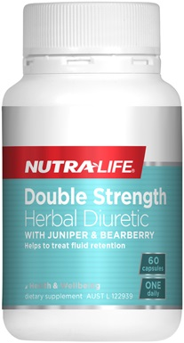Nutra-Life Herbal Diuretic Double Strength