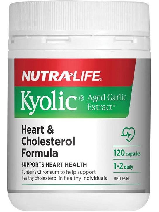 Nutra-Life Kyolic Aged Garlic Extract High Potency