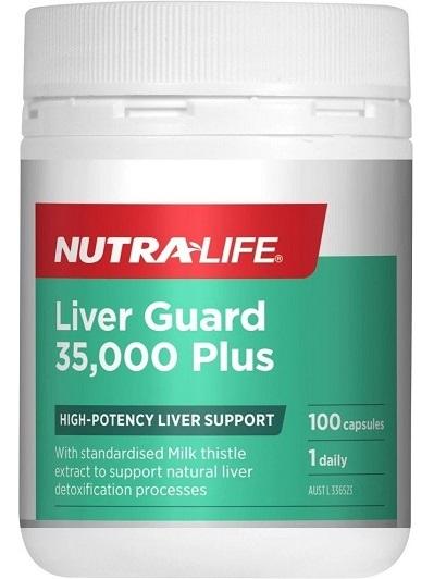 Nutra-Life Liver Guard