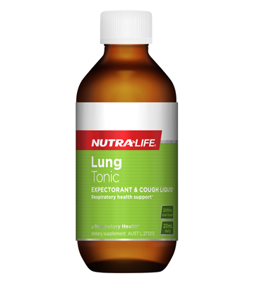 Nutra-Life Lung Tonic