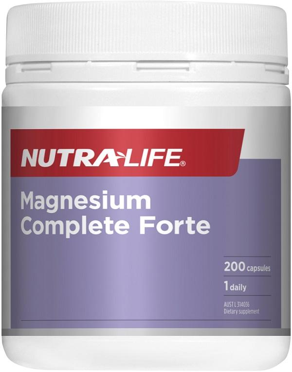 Magnesium Complete Forte