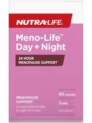 Nutra-Life Meno-Life Day + Night