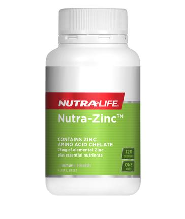 Nutra-Life Nutra-Zinc